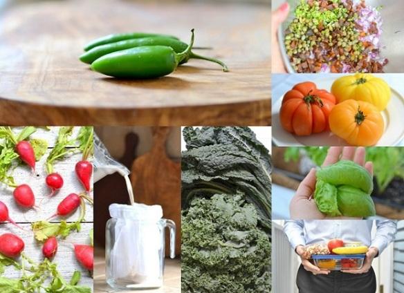 Food to Flourish Collage